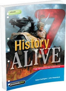 History Alive 7 for the Australian Curriculum Flexisaver & eBookPLUS