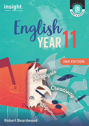 Insight English Year 11 2E (DIGITAL)