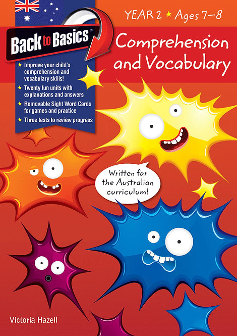 Back to Basics Comprehension & Vocabulary Year 2