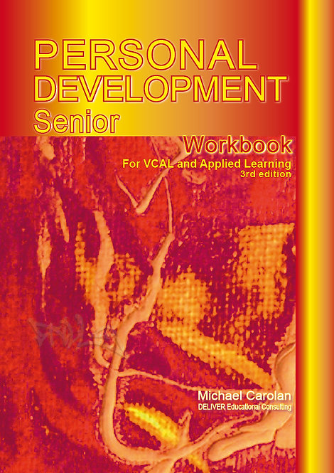 Personal Development Skills Senior Workbook 3E