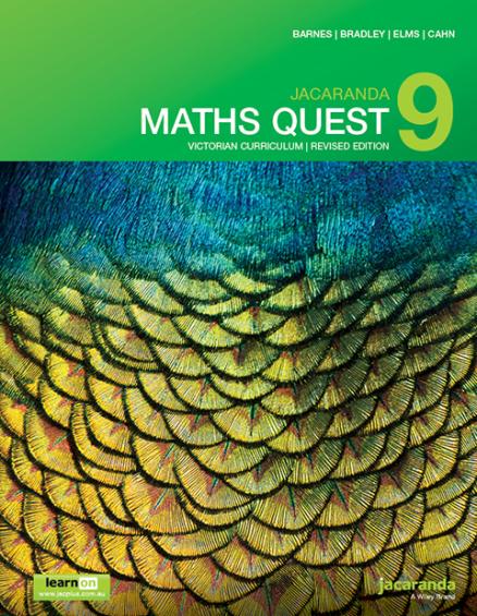 Jacaranda Maths Quest 9 Vic Revised + AssessON Value Pack (PRINT+DIGITAL)