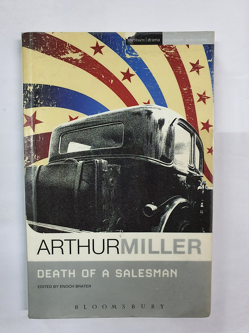 Death of a Salesman Methuen Student Edition (SECOND HAND)