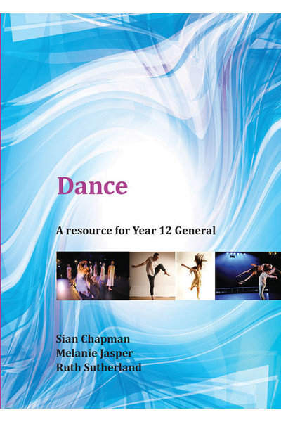 Dance: A Resource for Year 12 General