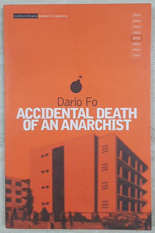 Accidental Death of an Anarchist (SECOND HAND)