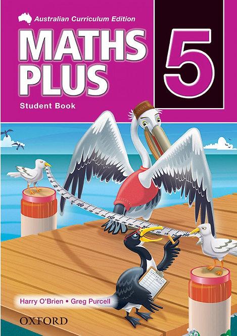 Maths Plus Australian Curriculum Edition Student Book 5