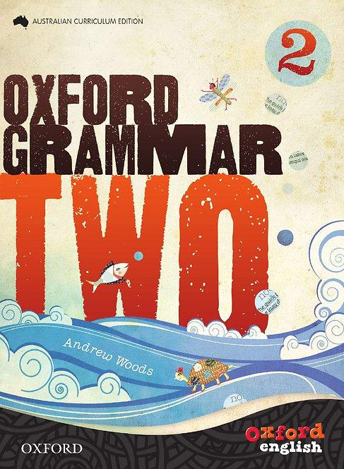Oxford Grammar 2: for Australian Schools