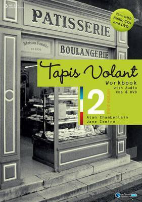 Tapis Volant 2 Workbook Revised: with Audio CDs and DVD 3E
