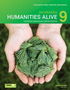 Jacaranda Humanities Alive 9 2E Victorian Curriculum (DIGITAL)