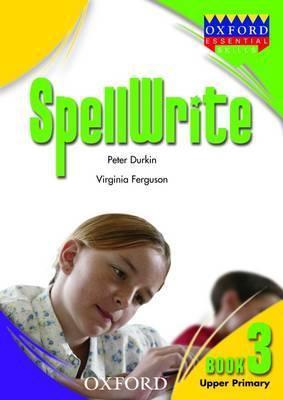 SpellWrite Book 3