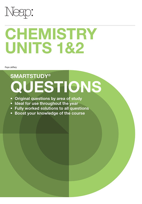 Chemistry Units 1&2 Questions Guide (2016 Ed)
