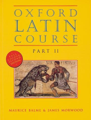 Oxford Latin Course 2 Student Book 2E