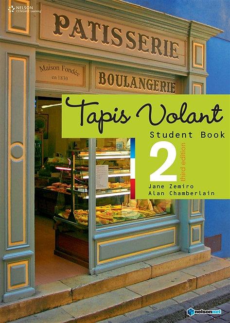 Tapis Volant 2 Student Book 3E