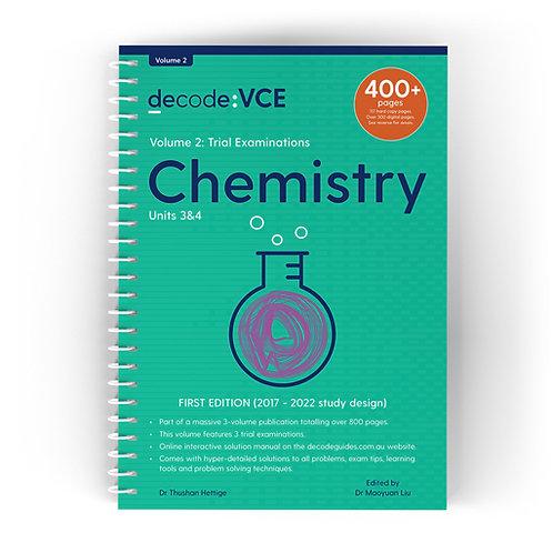 Decode: VCE Chemistry Units 3&4 Volume 2