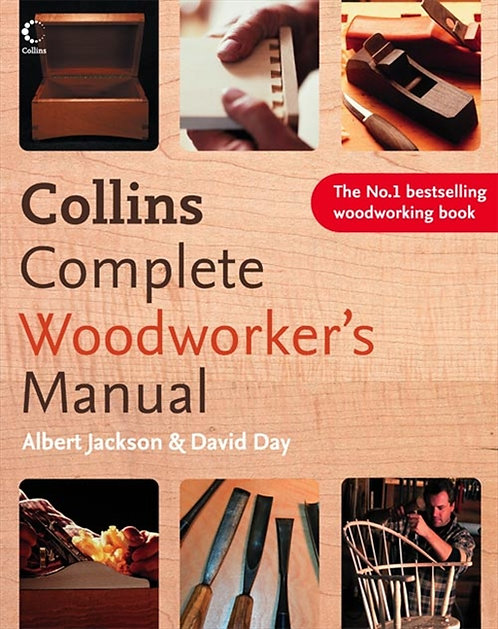 Collins Complete Woodworkers Manual 2E