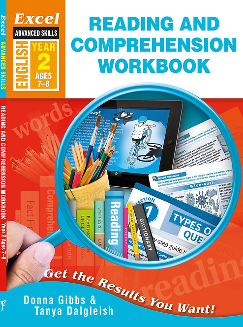 Excel Advanced Skills: Reading and Comprehension Workbook Year 2