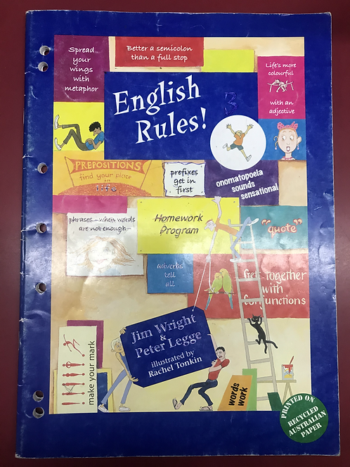 English Rules! 3 (SECOND HAND)