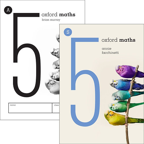 Oxford Maths Student and Assessment Book 5 Value Pack