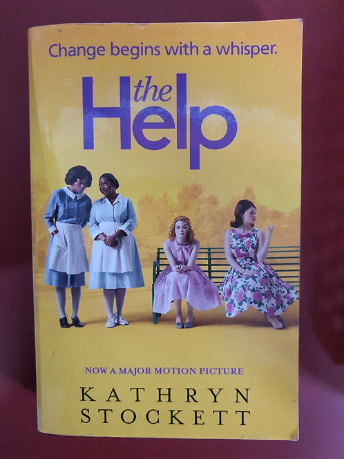 The Help Film Tie In (SECOND HAND)