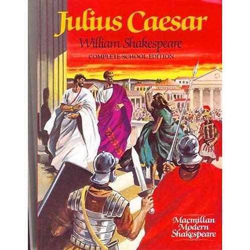Macmillan Modern Shakespeare Series Julius Caesar