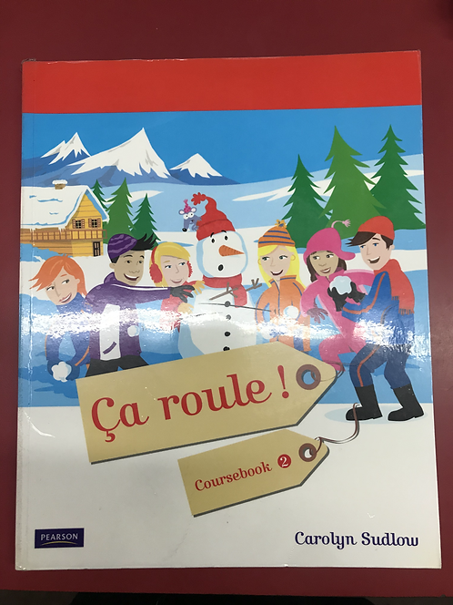 Ca Roule ! 2 Student Book (SECOND HAND)