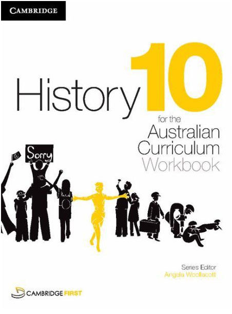 History for the Australian Curriculum Year 10 Electronic Workbook (DIGITAL)