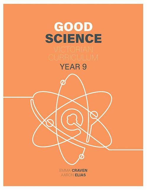Good Science 9 Victorian Curriculum (DIGITAL)
