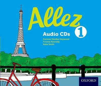 Allez 1 Audio CD Pack