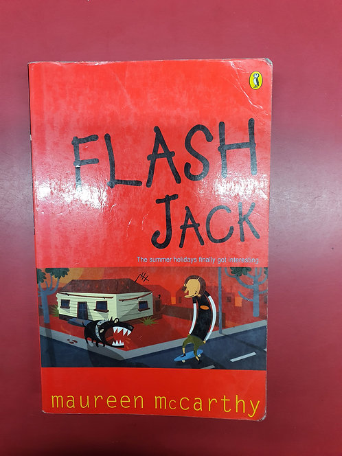 Flash Jack (SECOND HAND)