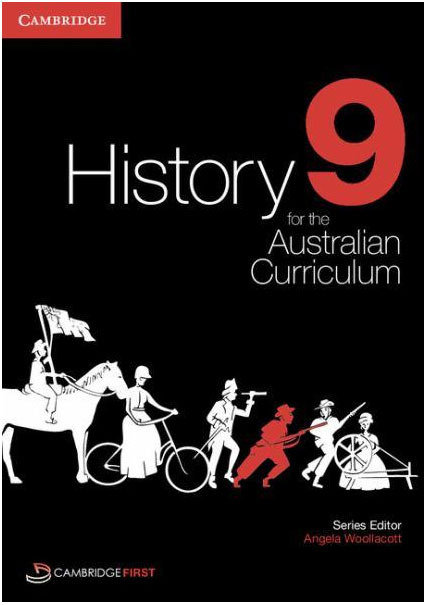 History for the AC Year 9 Bundle 5 (PRINT + DIGITAL + EWORKBOOK)