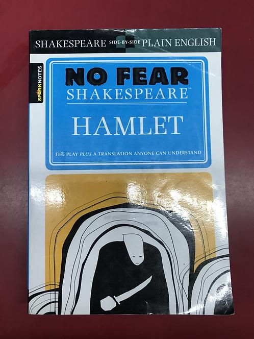 No Fear Shakespeare Hamlet  (SECOND HAND)