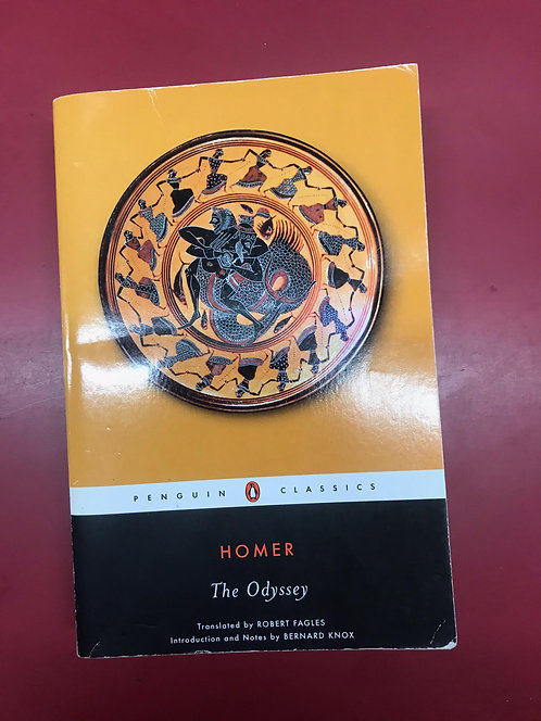 The Odyssey (SECOND HAND)
