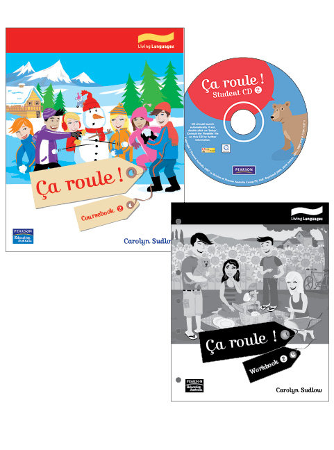 Ca Roule ! 2 Complete Student Value Pack