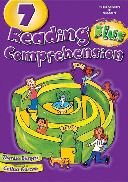 Reading Plus Comprehension Book 7