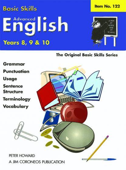 Advanced English Yrs 8 - 10 (Basic Skills No. 122)