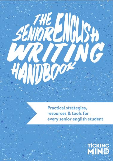 The Senior English Writing Handbook 3E