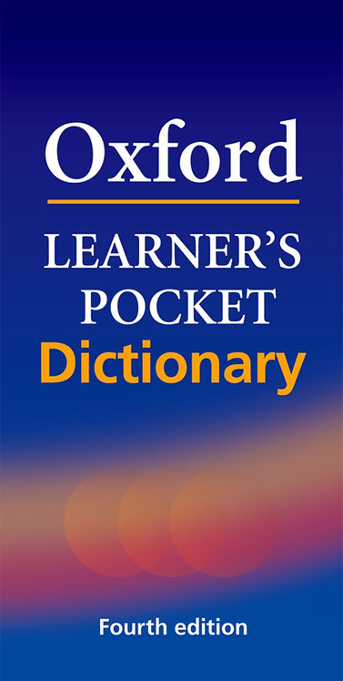 Oxford Learner's Pocket Dictionary 4E