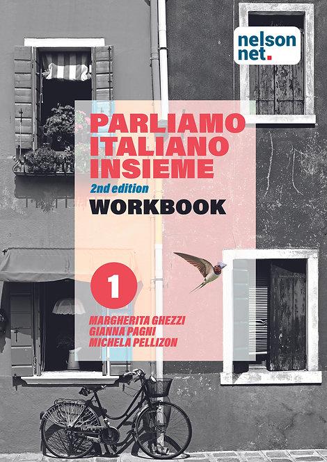 Parliamo Italiano Insieme 1 Workbook 2E