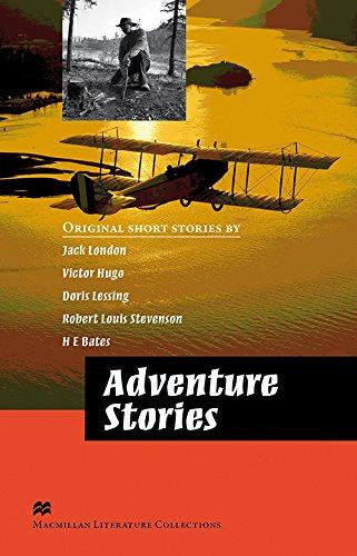 Adventure Stories Advanced Graded Reader Macmillan Literature Collection