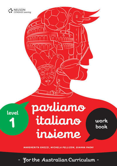 Parliamo Italiano Insieme 1 Workbook, CD and NelsonNet Access Card
