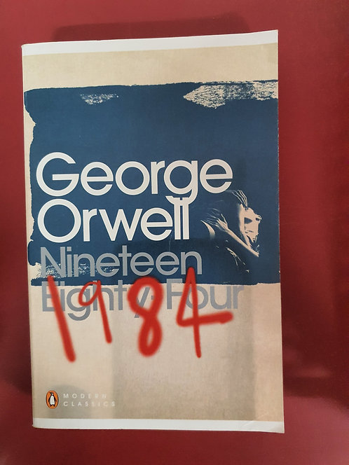 Nineteen Eighty Four: Penguin Modern Classic (Second Hand)
