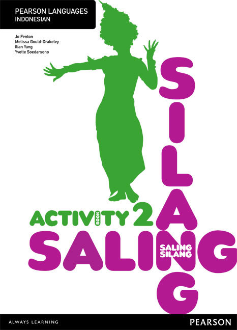 Saling Silang 2 Activity Book (PRINT)