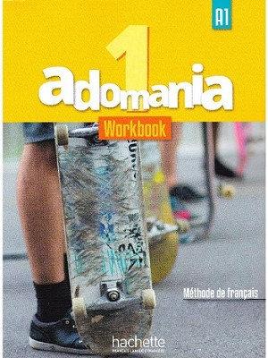 Adomania 1/A1 Workbook English Version, CD and Parcours Digital Code