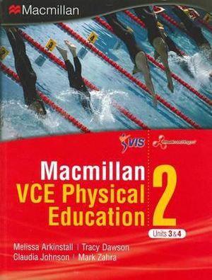 Macmillan VCE Physical Education 2 - Units 3&4