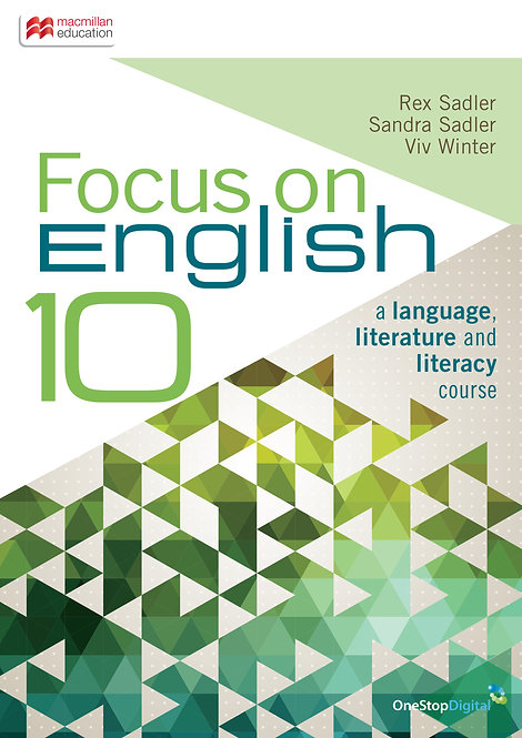 Focus on English 10 (PRINT + DIGITAL)