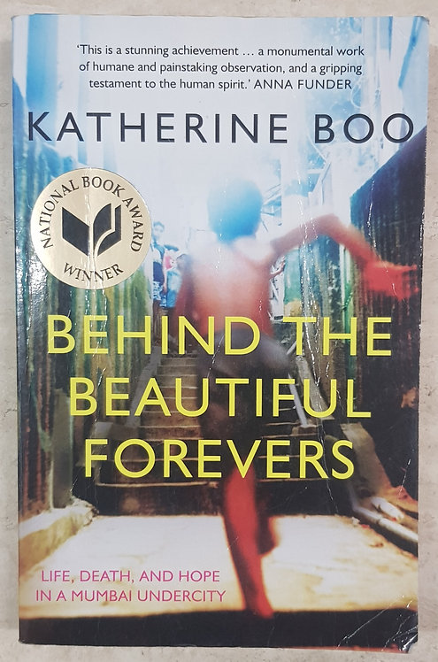 Behind the Beautiful Forevers (SECOND HAND)