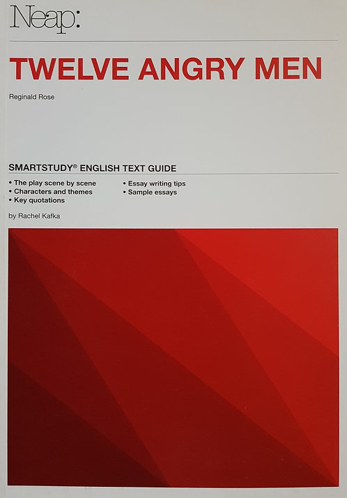 NEAP Smartstudy Guide: Twelve Angry Men