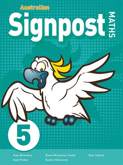Australian Signpost Maths 5 Student Activity Book