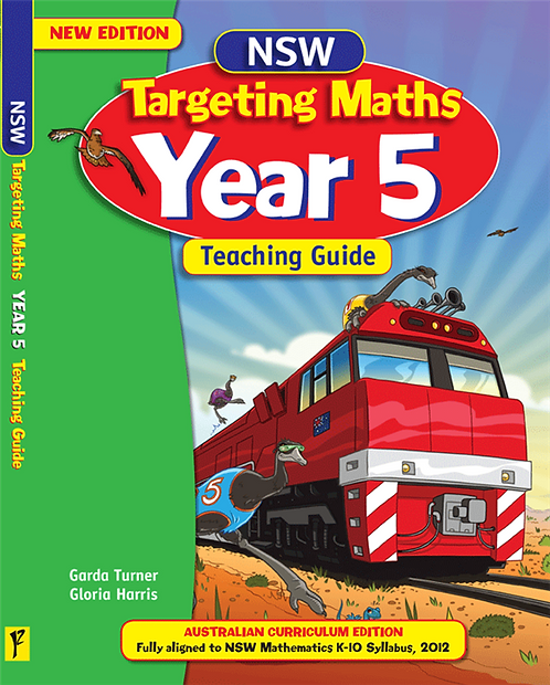 Targeting Maths NSW Teaching Guide: Year 5