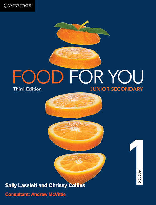 Food for You Book 1 3E (DIGITAL)