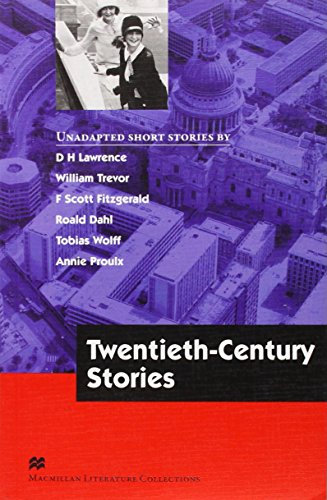 Macmillan Literature Collection - Twentieth Century Stories - Advanced C2